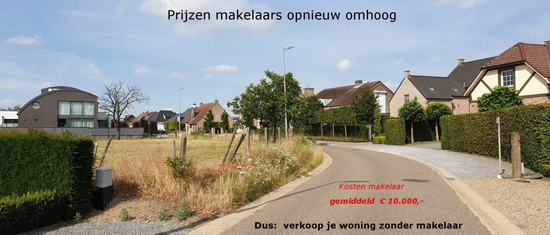 Huizenprijzen Vlaanderen opnieuw omhoog