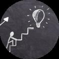 Met een ervaren coach voor ondernemers je ideeën doornemen