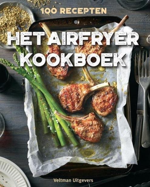 populaire airfryer kookboeken