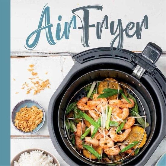 populaire kookboeken airfryer
