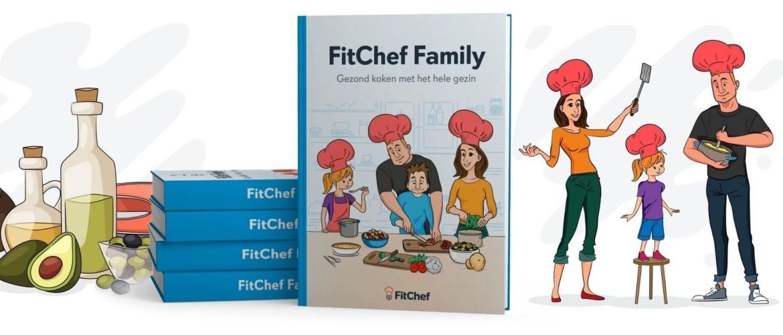 Fitchef Family review. Mark van Oosterwijck flikt het weer!