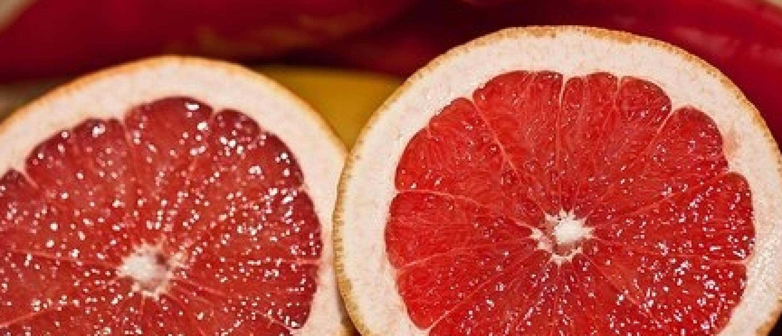 Grapefruit. Kun je echt mee afvallen en wat zijn de gezondheidsvoordelen?