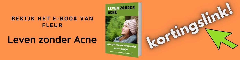 natuurlijk middel tegen acne