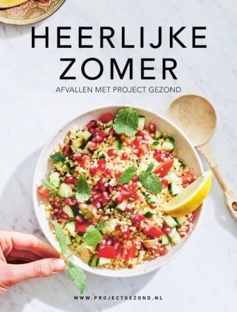heerlijke zomer kookboek