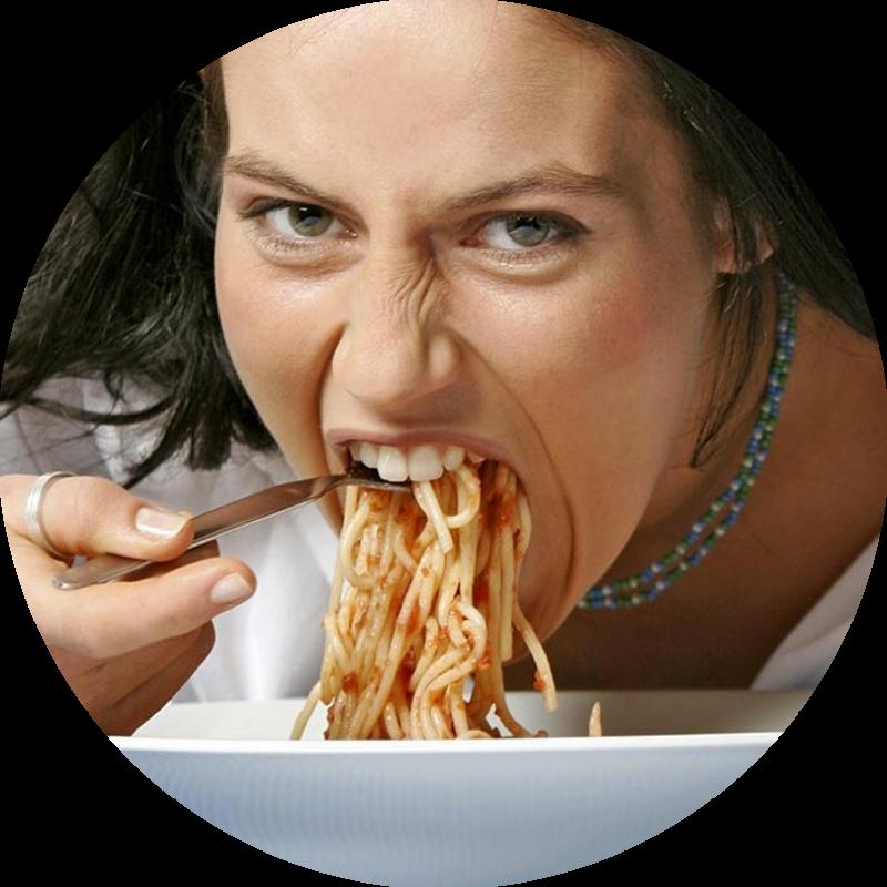 honger en afvallen