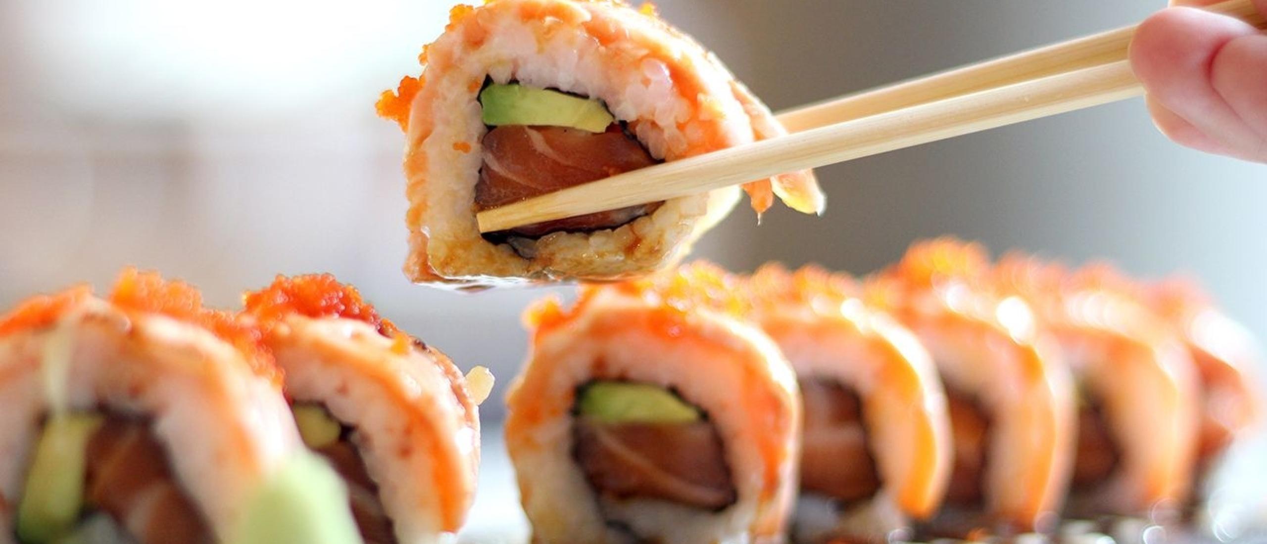 Hoe gezond is sushi eigenlijk?