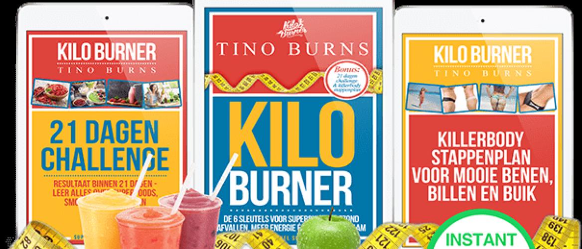Snel gewicht verliezen met Kilo burner!