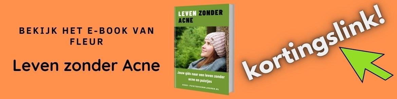 acne pindakaas
