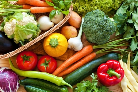 online groenten cursus