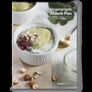 vegatarisch afslankplan jasper alblas