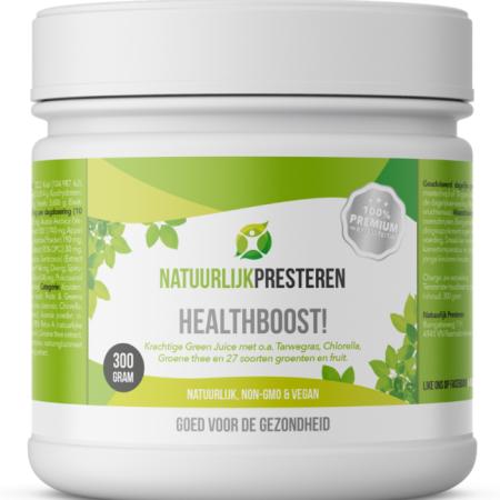 detox en antioxidanten