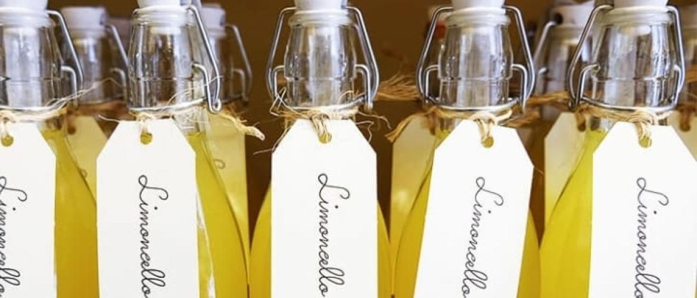 Zelf Limoncello maken? Geweldig recept voor zelf gemaakte limoncello!