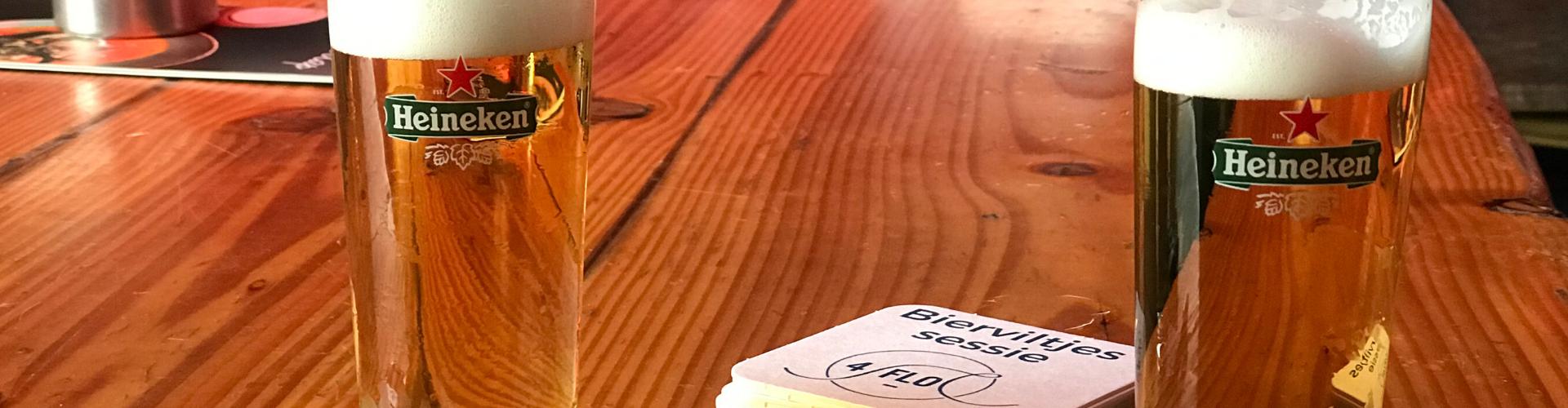 creatie idee proost bierviltje
