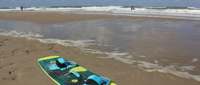 Welke wind heb je nodig om te kitesurfen