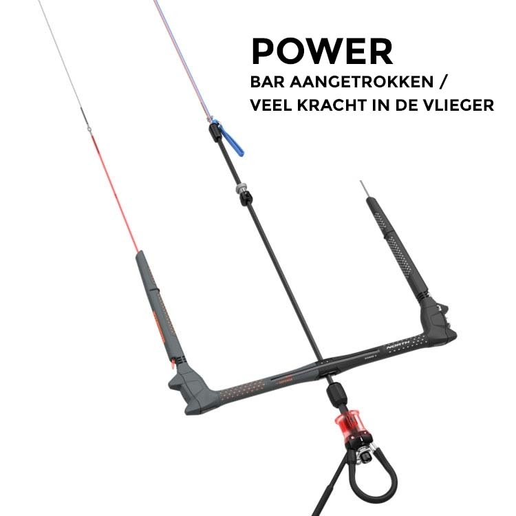 kite power depower