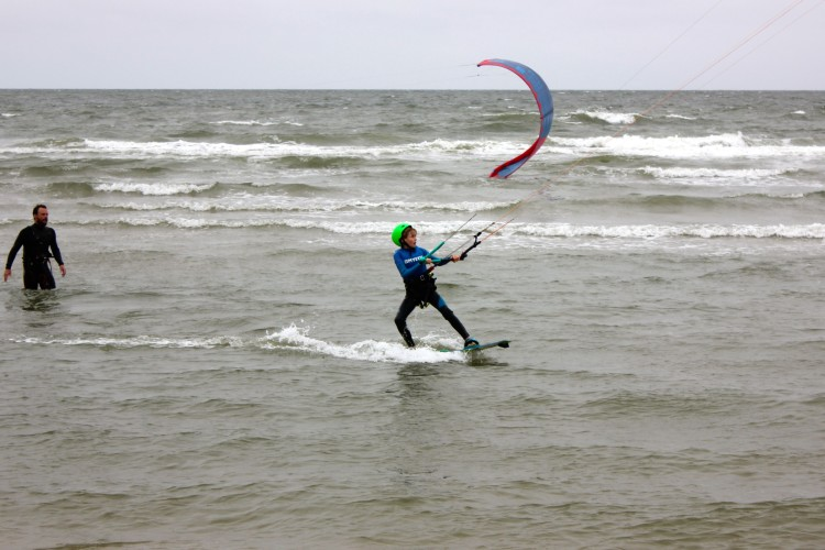 Leren kitesurfen is voor iedereen