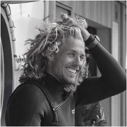 leer kitesurfen van kitesurfschool eigenaar Sander Bos