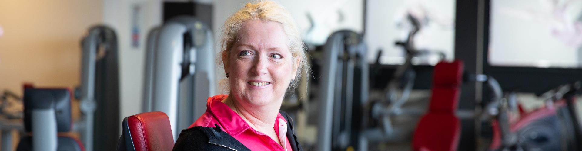 Gewicht verliezen tijdens overgang
