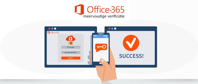 Extra beveiliging Office-365 bij werken op afstand