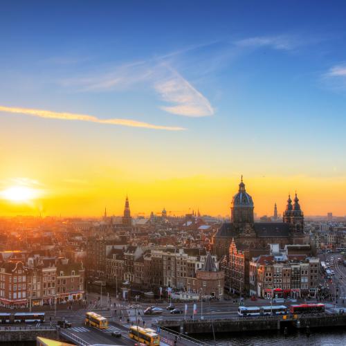 Acies International - About Us Amsterdam