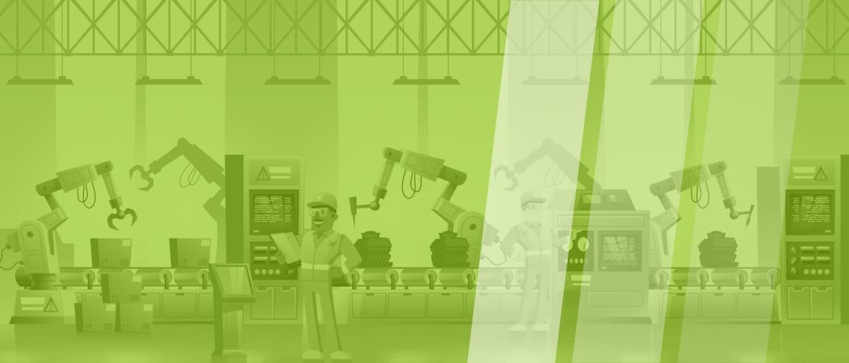 Digitalisering in de maakindustrie