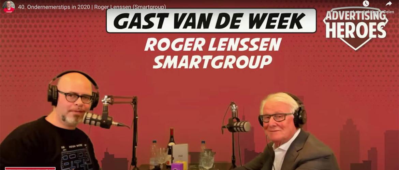 40. Ondernemerstips in 2020   Roger Lenssen (Smart Group)
