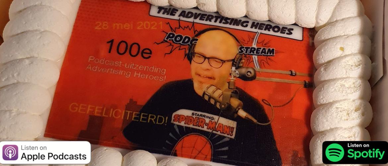 100. De magie van een podcast!