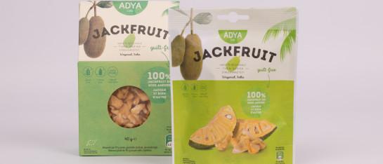 jackfruit bio snack ingrediënt ontbijt gezond