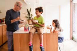 adya missie gezondheid familie fruit groenten menselijke economie