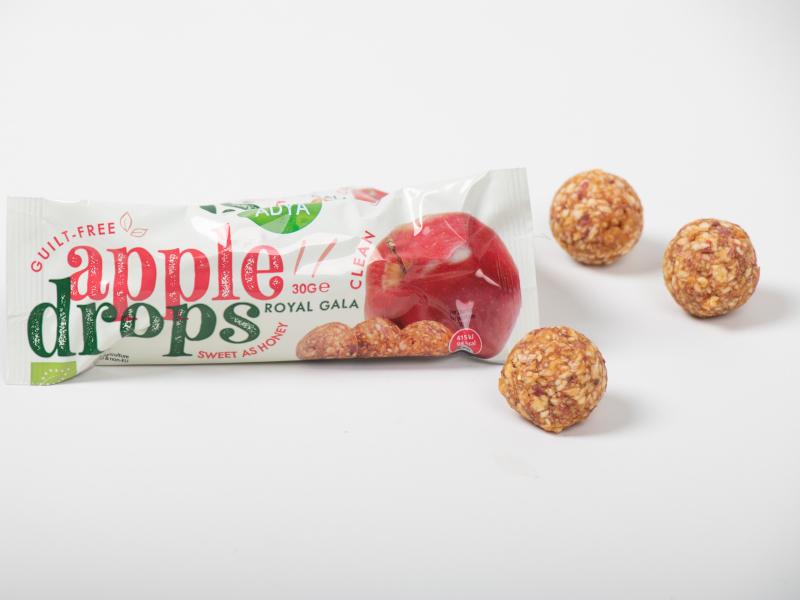 appel drops adya snack gezonde vezels