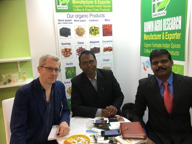 india adya germany biofach