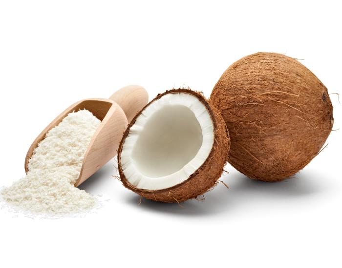 kokosnoot poeder bio gevriesdroogd gemakkelijk