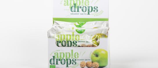 appel snacks drops granny smith kassa