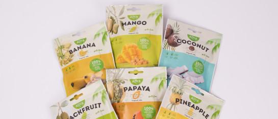 adya snacks fruit bio gevriesdroogd gemakkelijk gezond