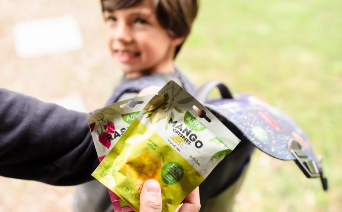 fruit snack school sport kantoor gemakkelijk take-away