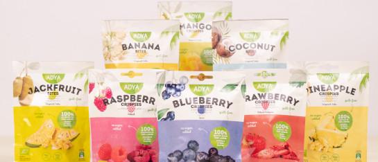 adya gevriesdroogd fruit bio gemakkelijk gezond lekker take away