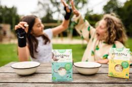 snacks kinderen fruit gezond sport school
