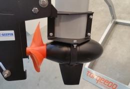 Course Keeper elektrische buitenboord motor