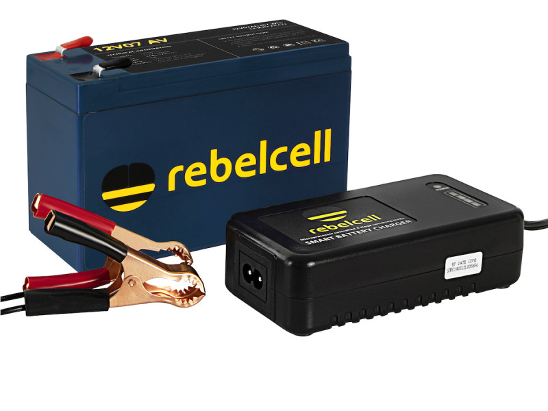 Rebelcell 12V07 lithium accu