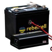 Rebelcell lithium accu's | AK Maritime Service installatie partner van Rebelcell