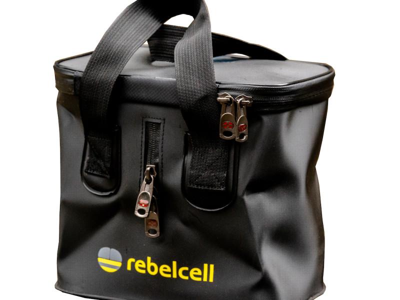 Rebelcell lithium accu draagtas L voor de 12V50 en 12V70AV