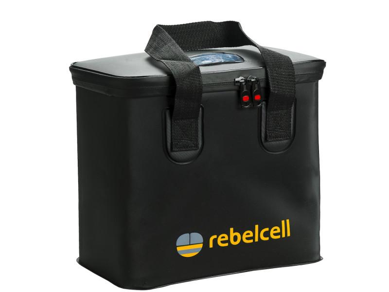 Rebelcell lithium accu draagtas XL voor de 12V100 / 12V140AV en 24V50
