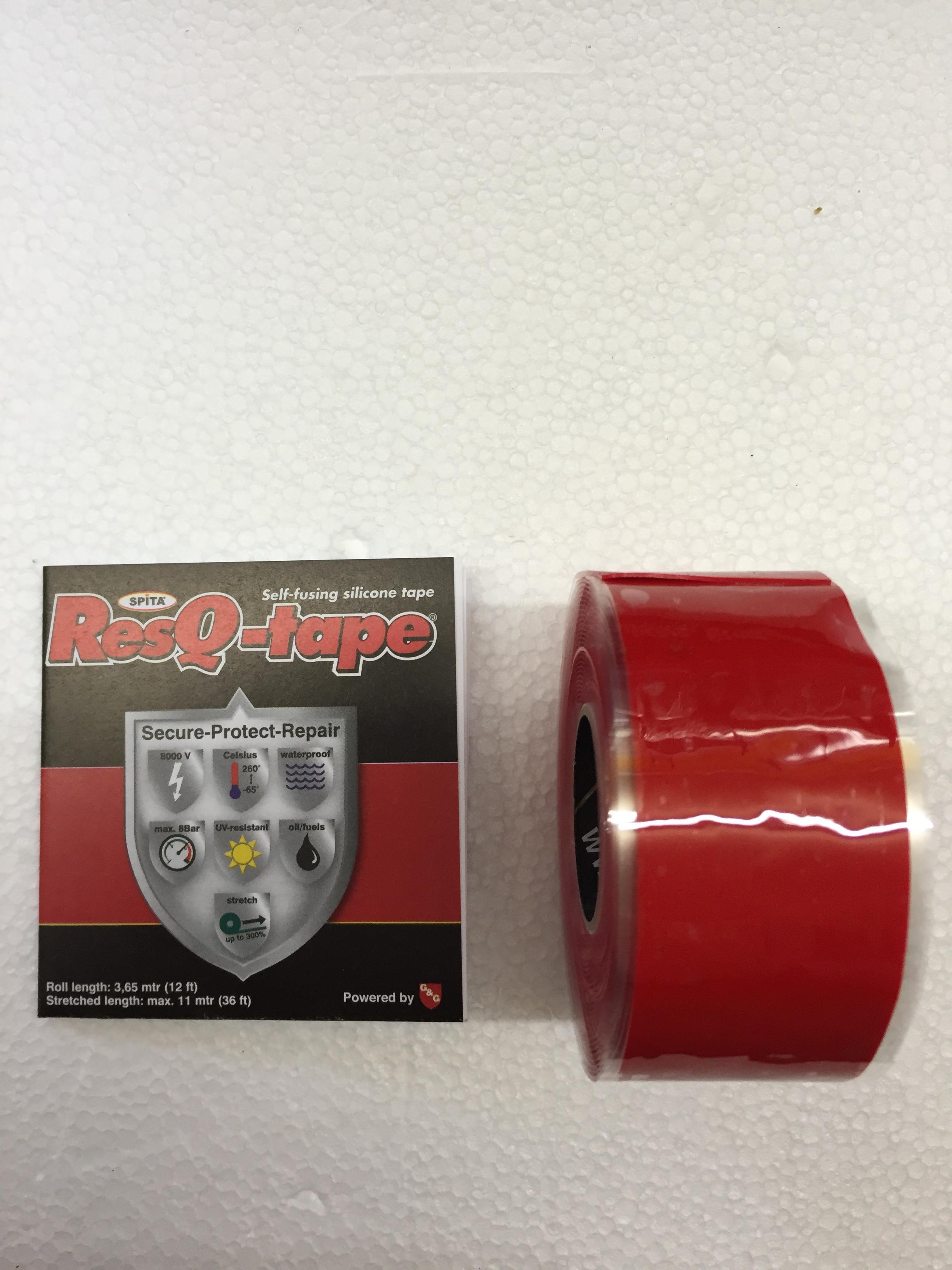 ResQ tape rood 1