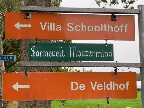 Villa Schoolthoff, Mastermind, Boost Your Business, Albert Sonnevelt
