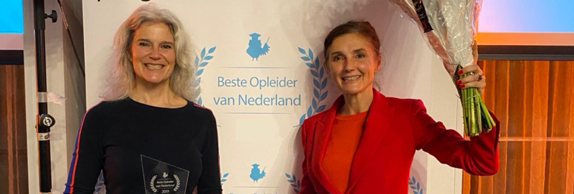 Alfabeta Beste Opleider van Nederland