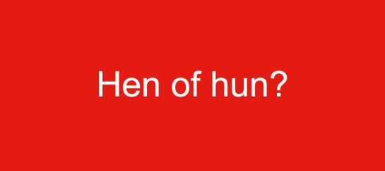 Luchtige lunchcursus over de keuze tussen 'hen' en 'hun'