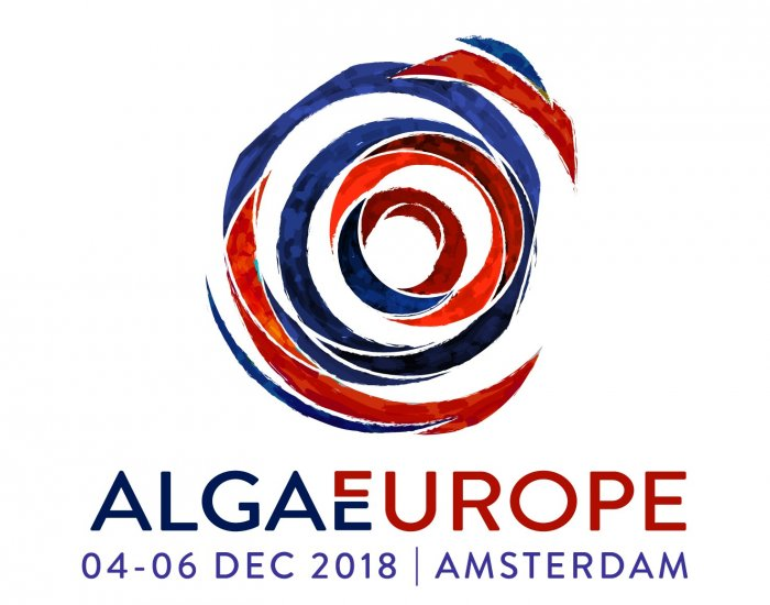 AlgaEurope 2018 sponsoring