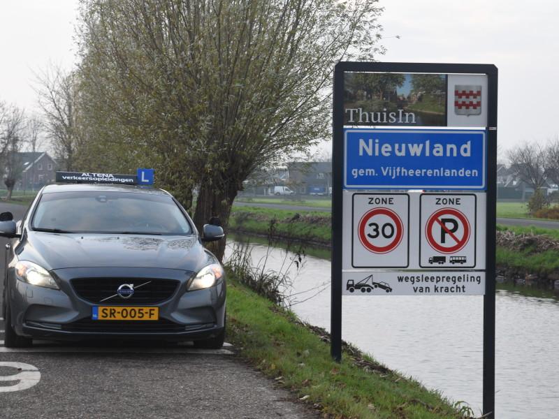 Autorijschool Nieuwland