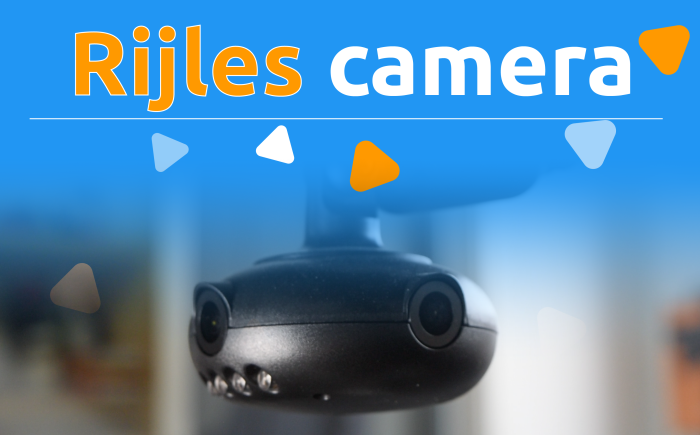 Lescam rijles camera instructie systeem