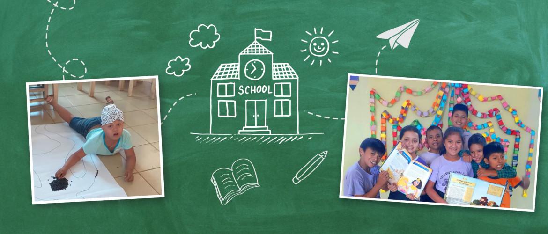Samen bouwen we een nieuwe school!